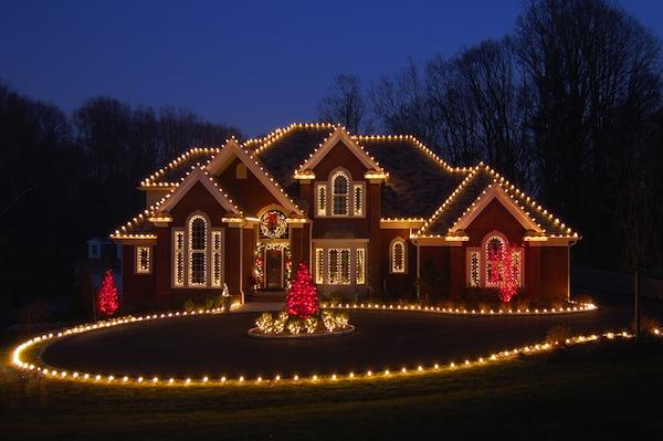Holiday Decorations Professional Christmas Lights